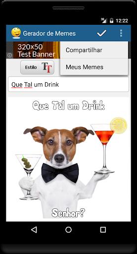 Gerador de Memes 1.3 screenshots 4