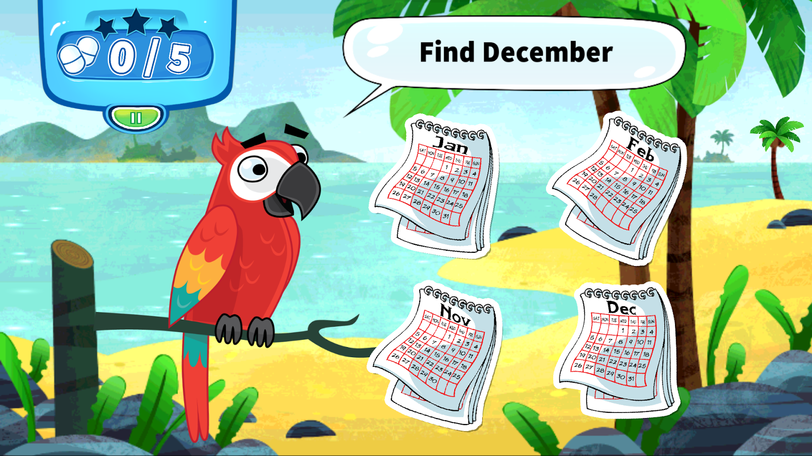 Word Fun World- screenshot