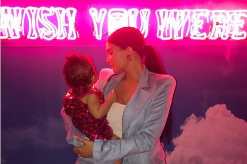 Kylie Jenner threw a massive party for her daughter Stormi.