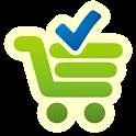 Cloud Shopping List icon