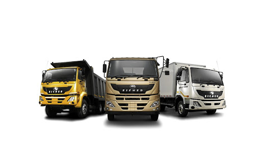 The Eicher Trucks Pro Series range has been launched in SA. Picture: EICHER TRUCKS