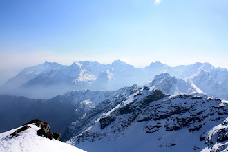 Photo: Main Ridge looking South