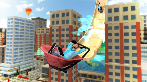 Impossible Mega Ramp Stunts 3D android2mod screenshots 10