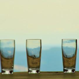 Deep fresh by Ruben Samuel Zečević - Artistic Objects Glass