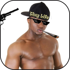 download Thug Life stickers apk