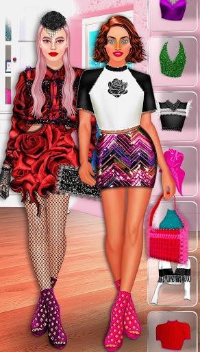 High Fashion Clique - Dress up & Makeup Game 0.7 screenshots 3
