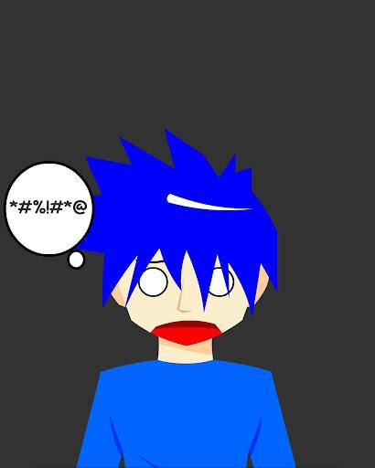 Boy Emoticon Anime avatar