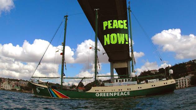 Greenpeace Akdeniz - Türkiye GooglePlus  Marka Hayran Sayfası