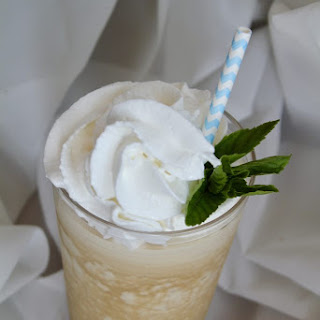 Frozen Mint Infused Coffee Recipe