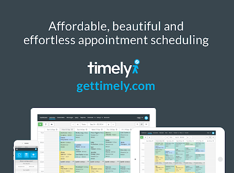 Timely Appointment Scheduling
