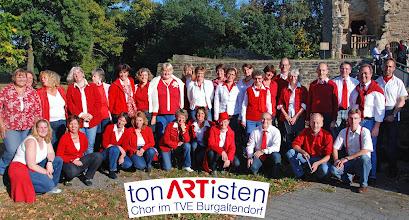 "Photo: ""tonARTisten, Chor im TVE Burgaltendorf"""