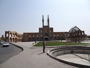 Photo: Komplex Amir Chaqmaq byl vystavěn v 15. století a tvořil vstup do velkého bazaru (nyní tu je jenom několik obchůdků).