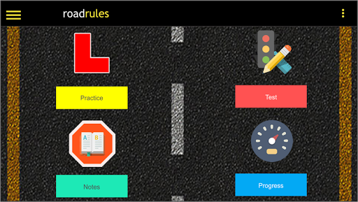 Provisional Licence - Zimbabwe Highway Code Tests  screenshots 10