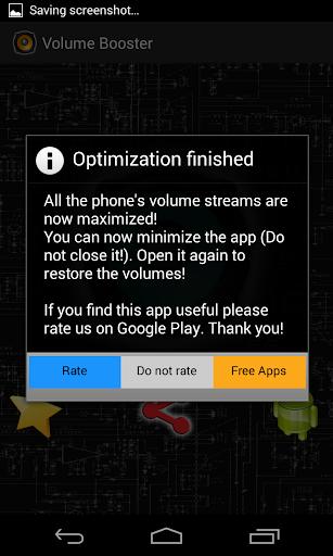 Volume Booster Max 1.20 screenshots 3