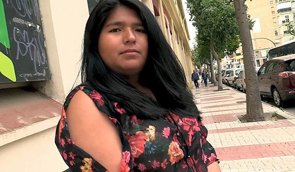 Pilladas: Charito ¡En mi último viaje a Málaga pillé a una peruana!