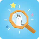 Dobby Dog - hide and seek icon