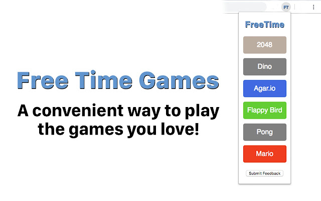 Free Time Games