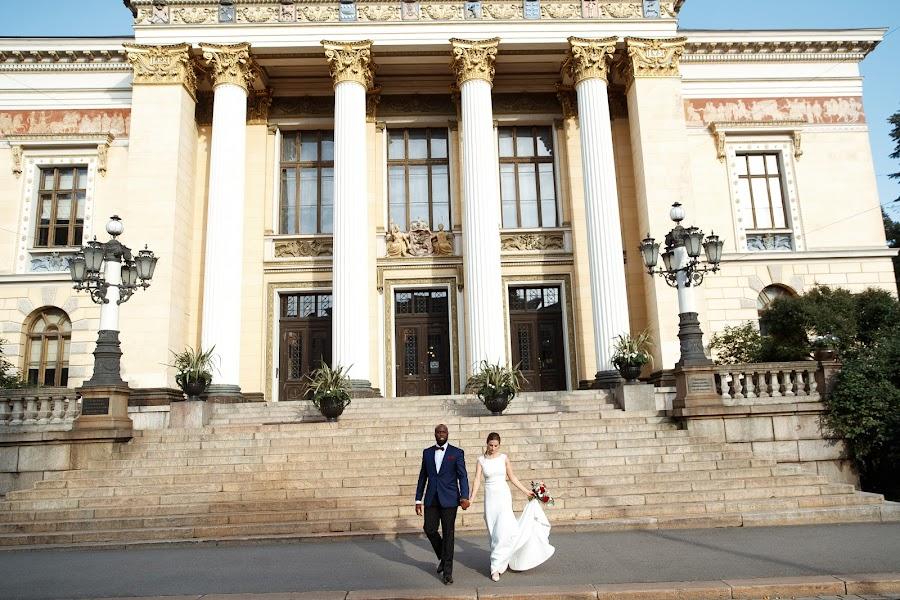 Wedding photographer Nazar Voyushin (NazarVoyushin). Photo of 30.03.2018