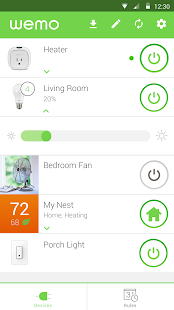 WeMo Screenshot 5