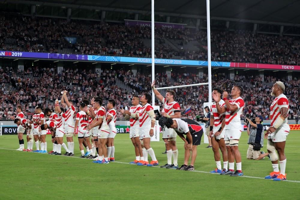 Rugbykoors vee deur Japan namate die Wêreldbeker begin