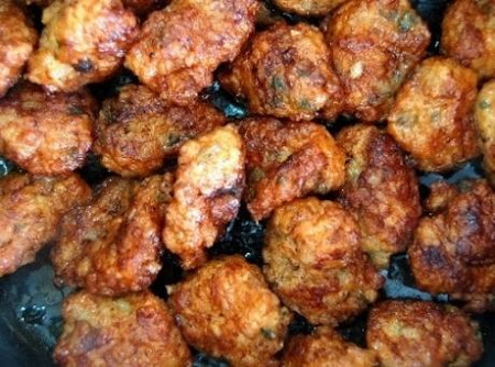 Shrimp Boulettes Recipe