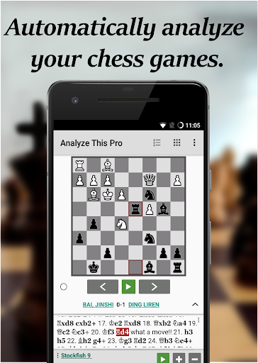 Chess - Analyze This (Free)  screenshots 4