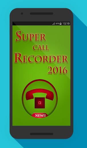 Hidden Auto Call Recorder