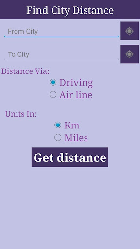 City Distance 1.1 screenshots 1