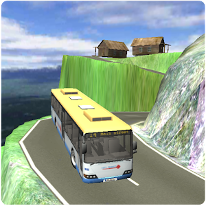 Hill Climbing Bus Simulator for PC and MAC