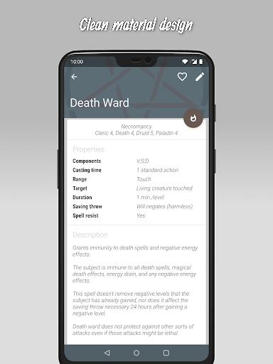 The 20 - RPG Companion App apktram screenshots 4