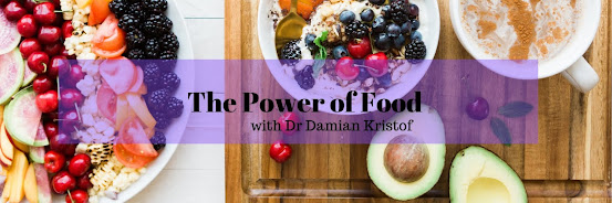 The Power of Food with Dr Damian Kristof