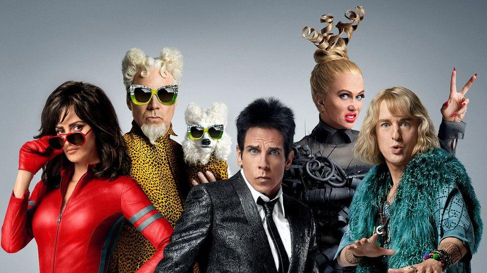 The male model: How did we get to Zoolander? - BBC Culture