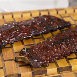 Spice-Rubbed Ribs.