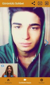 Görüntülü Sohbet Kameralı Chat