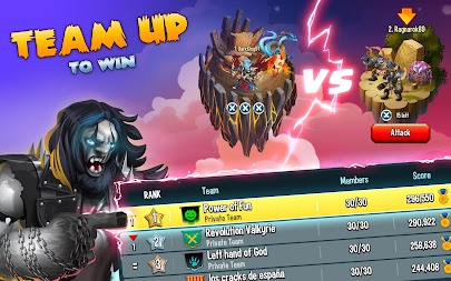 Monster Legends APK screenshot thumbnail 12