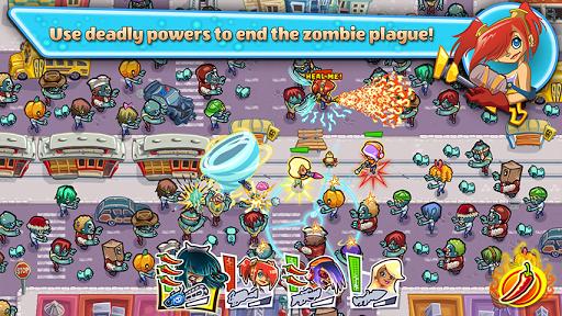 Guns'n'Glory Zombies screenshot 4