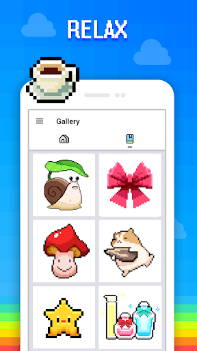 Pixel Art - Color by Number 1.3.15 screenshots 4