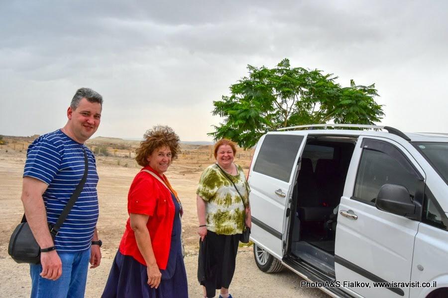 Экскурсия по Иудейской пустыне с гидом в Израиле Светланой Фиалковой.