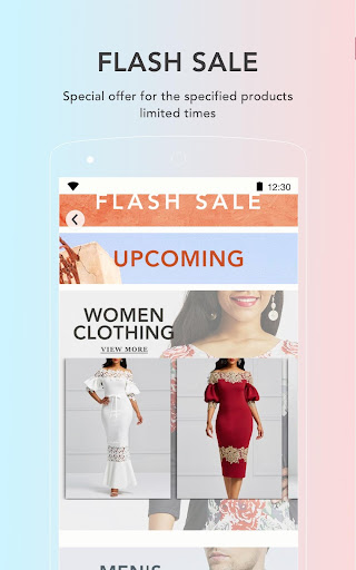 Ericdress Fashion Clothes Shop - screenshot