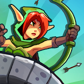 Realm Defense: Hero Legends Castle Defender Game