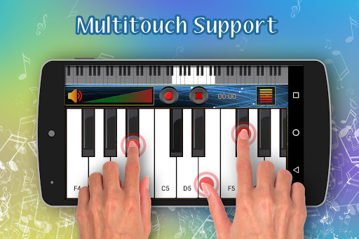 Real Piano Keyboard 1.2 screenshots 1