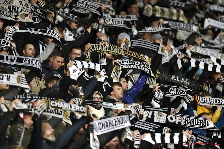 "📷 🎥 ""Royal Contre-Son-Camp"": supporters Charleroi woedend na uitlekken nieuw logo"