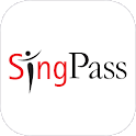 SingPass Mobile icon