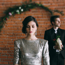 Nhiếp ảnh gia ảnh cưới Alina Kamenskikh (AlinaKam). Ảnh của 16.03.2015
