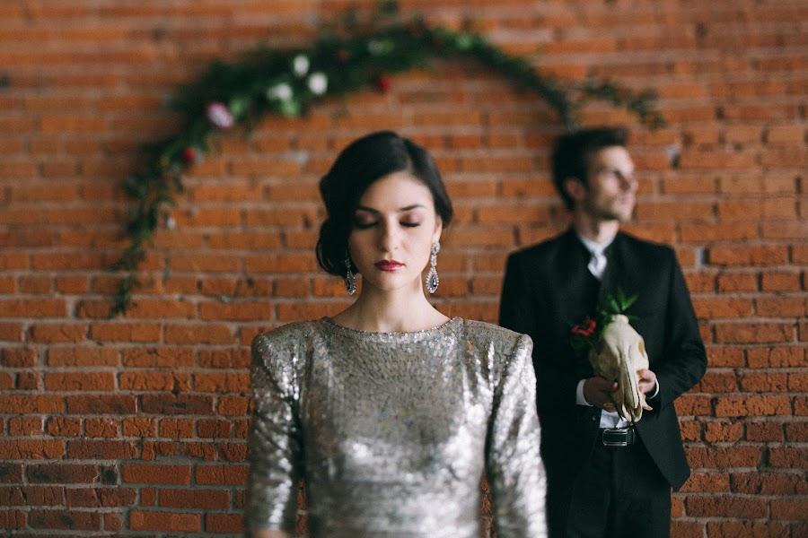 Wedding photographer Alina Kamenskikh (AlinaKam). Photo of 16.03.2015