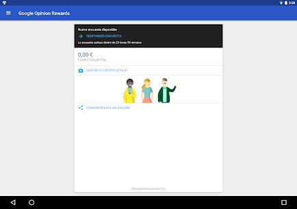 Google Opinion Rewards 6