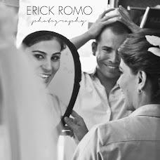 Wedding photographer Erick Romo (erickromo). Photo of 15.03.2016
