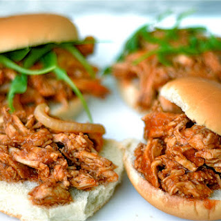 Slow Cooker BBQ Pulled Pork.