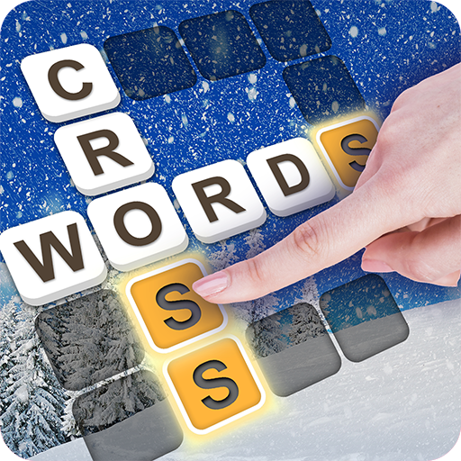 Word Crossing ∙ Crossword Puzzle Icon