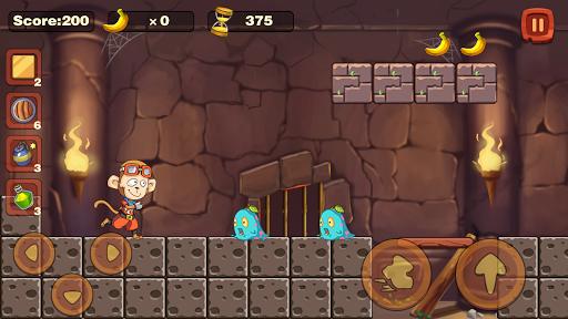 Monkey Run Adventure - Jungle Story - Banana World 1.0.0 screenshots 7